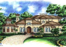 Lucaya Cove Home Plan