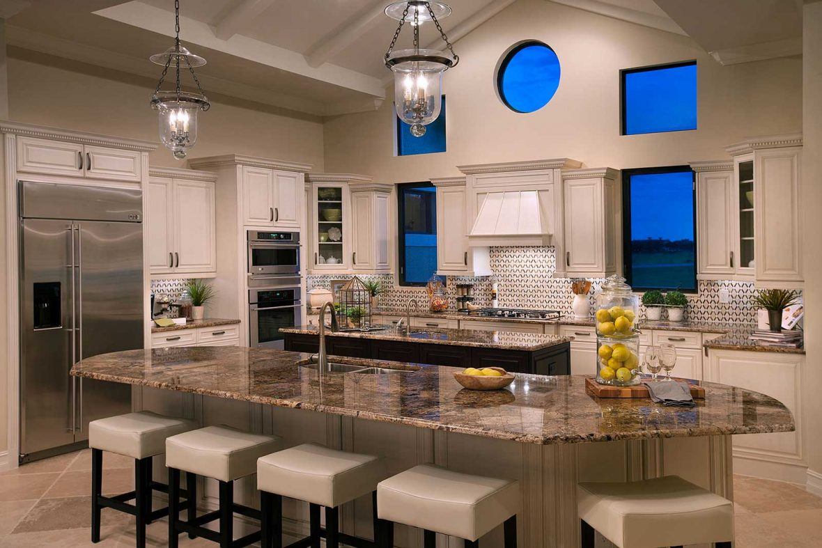 Kitchen Design Examples Weber Design Naples Palm Beach Fl