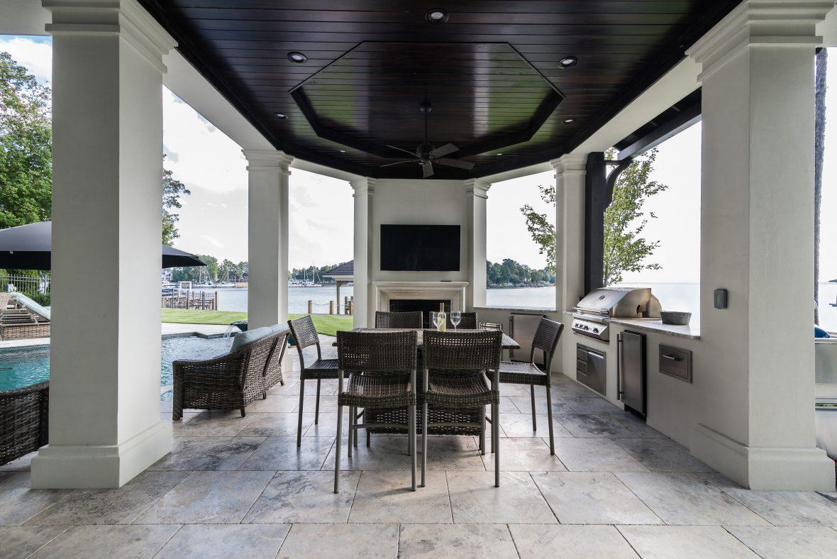 Outdoor living space design naples fl architect portfolio for Outdoor living spaces florida