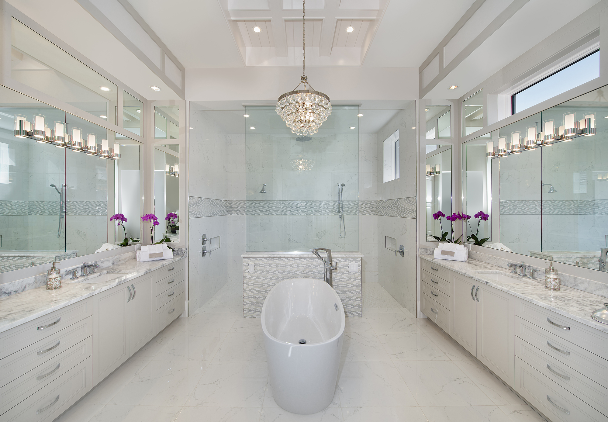 master bath design coral drive naples