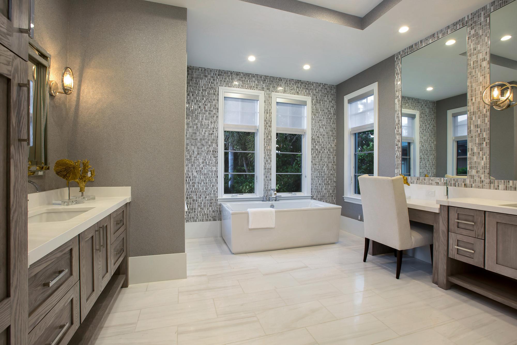bathroom design example master