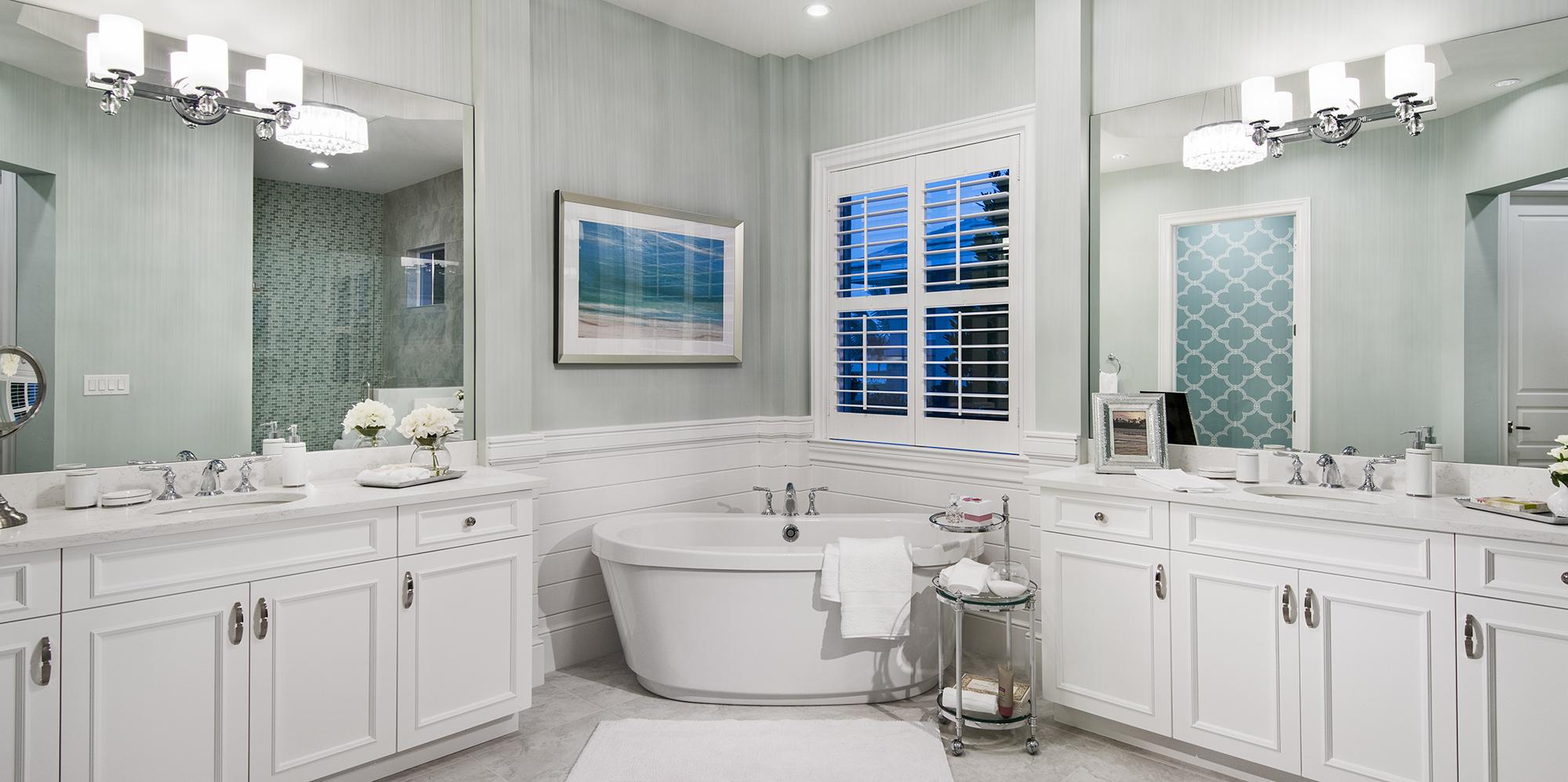 baster bathroom we designed in naples