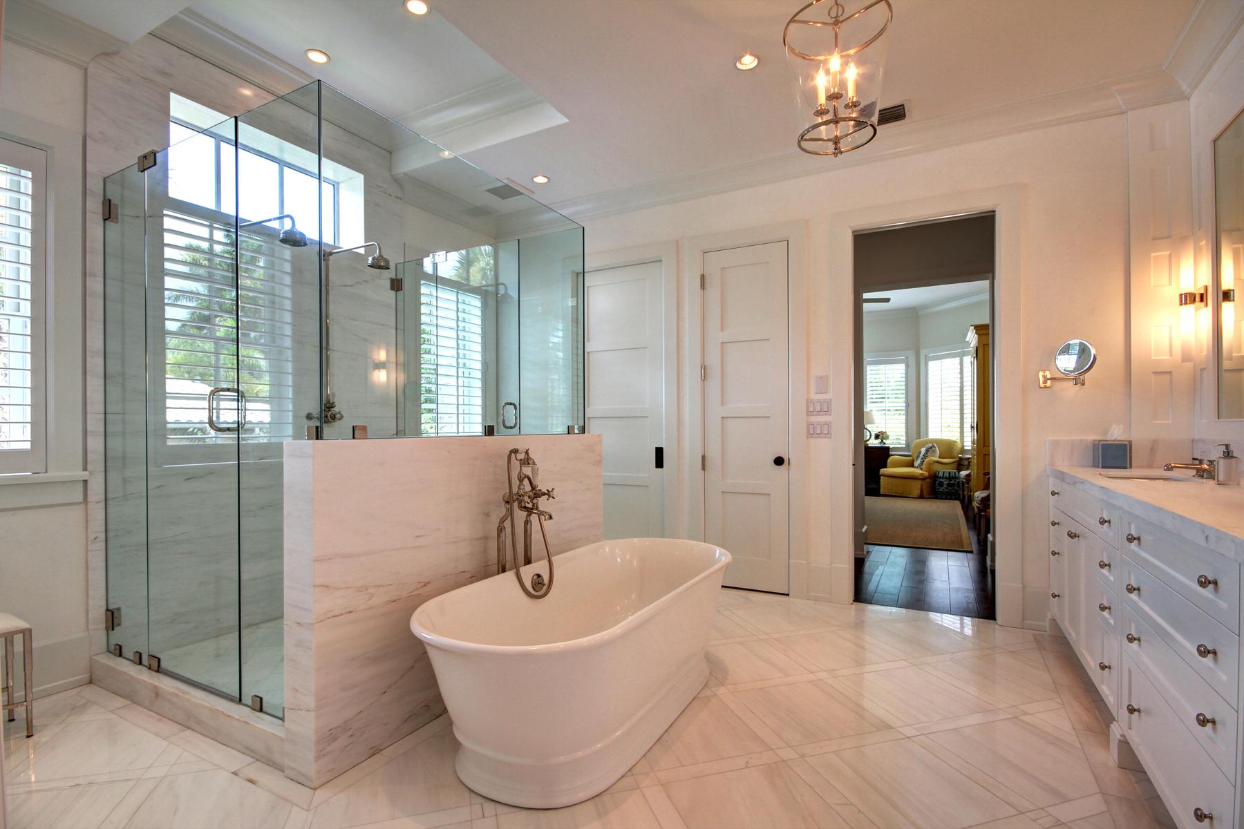 naples bathroom design