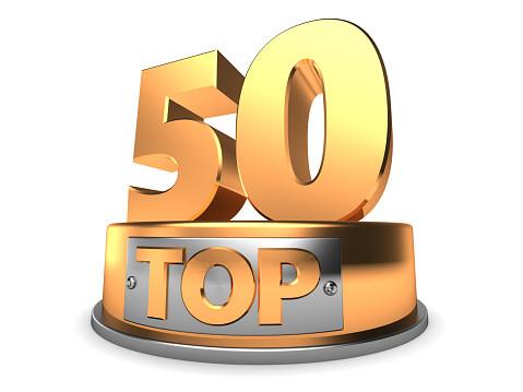 top 50 architecture