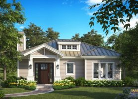 Sweetwater Creek House Plan