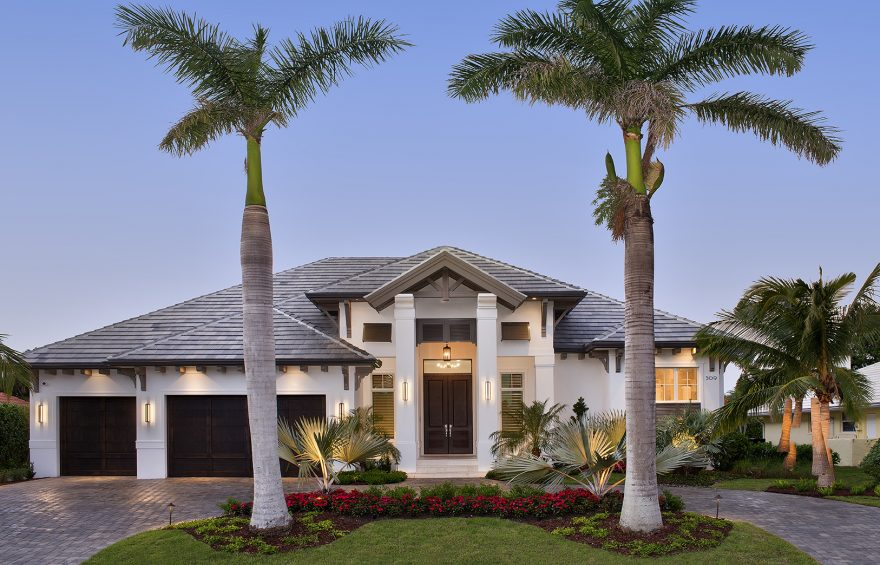 In the News:  Unveiling of Borelli Model Home in Park Shore by Naples Architect Weber Design Group