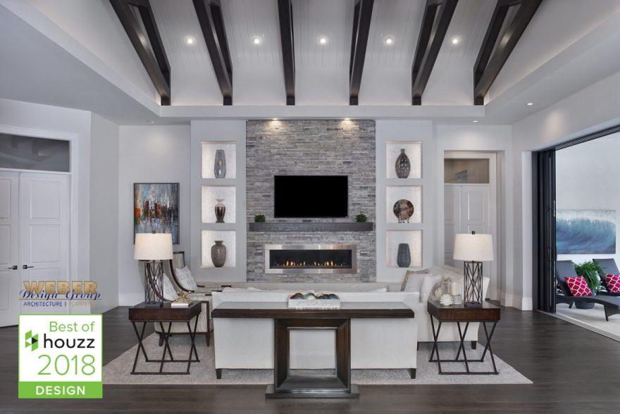 Weber Design Group Awarded Best of Houzz 2018