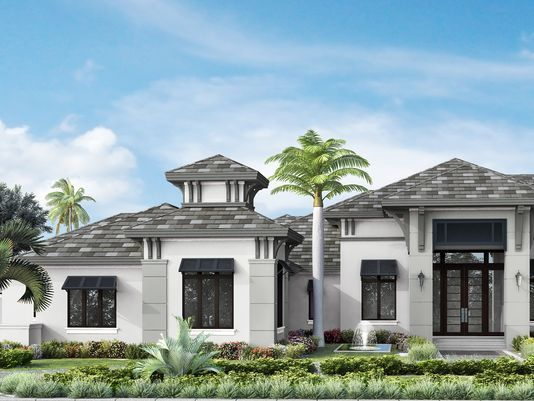 In the News:  McGarvey Breaking Ground on Weber Designed Brentwood Model in Quail West