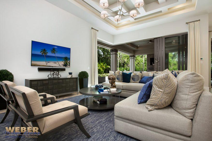 Contempo Luxury Coastal Contemporary Home Design Weber