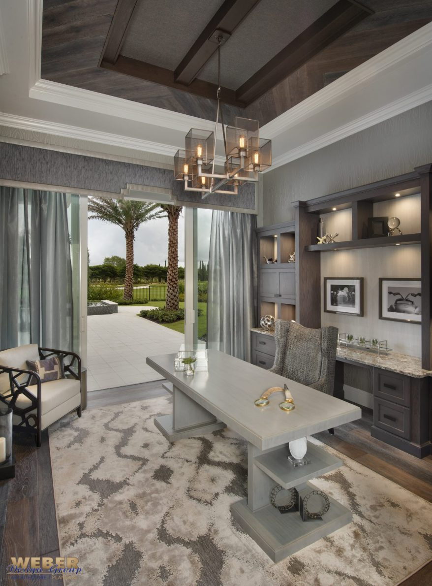 Front Elevation Bath : Golf magazine dream home course build in naples